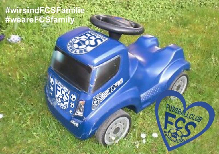 FCS BobbyCar